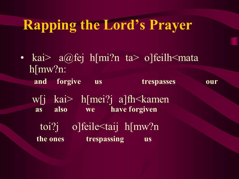 Chapter 21 Vocabulary a]noi<gw –I open bapti<zw –I baptize eu]agge<lion, -ou, to< –gospel marture<w –I witness pe<mpw –I send