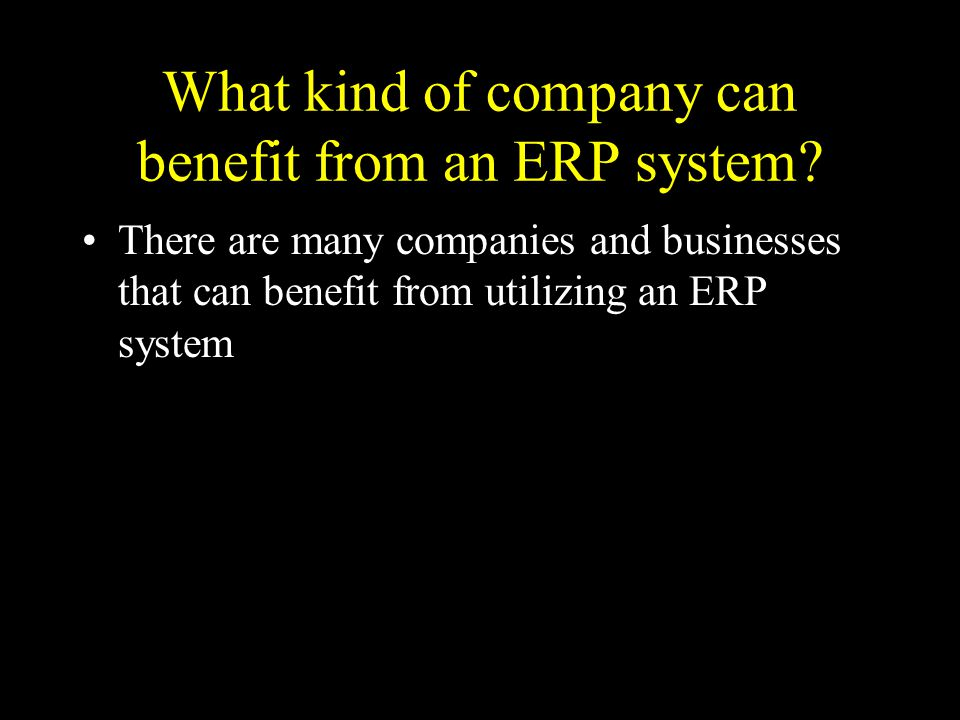 Phases and tasks in the lifecycle of an ERP system The four phases of the ERP system lifecycle Acquisition Implementation Stabilization Operation and Improvement
