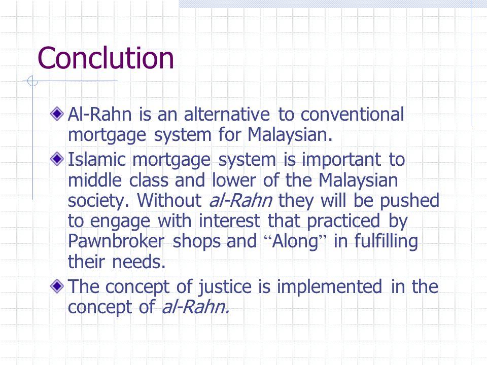 References: Mohamed Nor Yackop dalam Sistem Kewangan Islam di Malaysia.