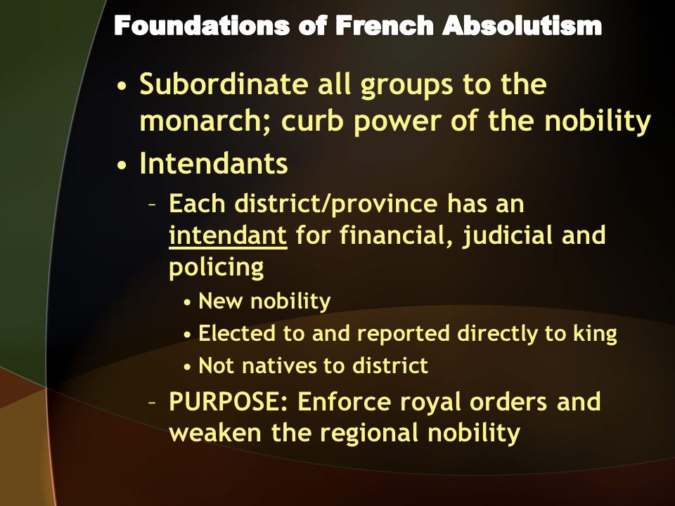 Court life at Versailles Residence Reception hall for state affairs Offices for government Home of royal officials and royal courtiers Adherence to court etiquette was necessary for survival A form of control for Louis