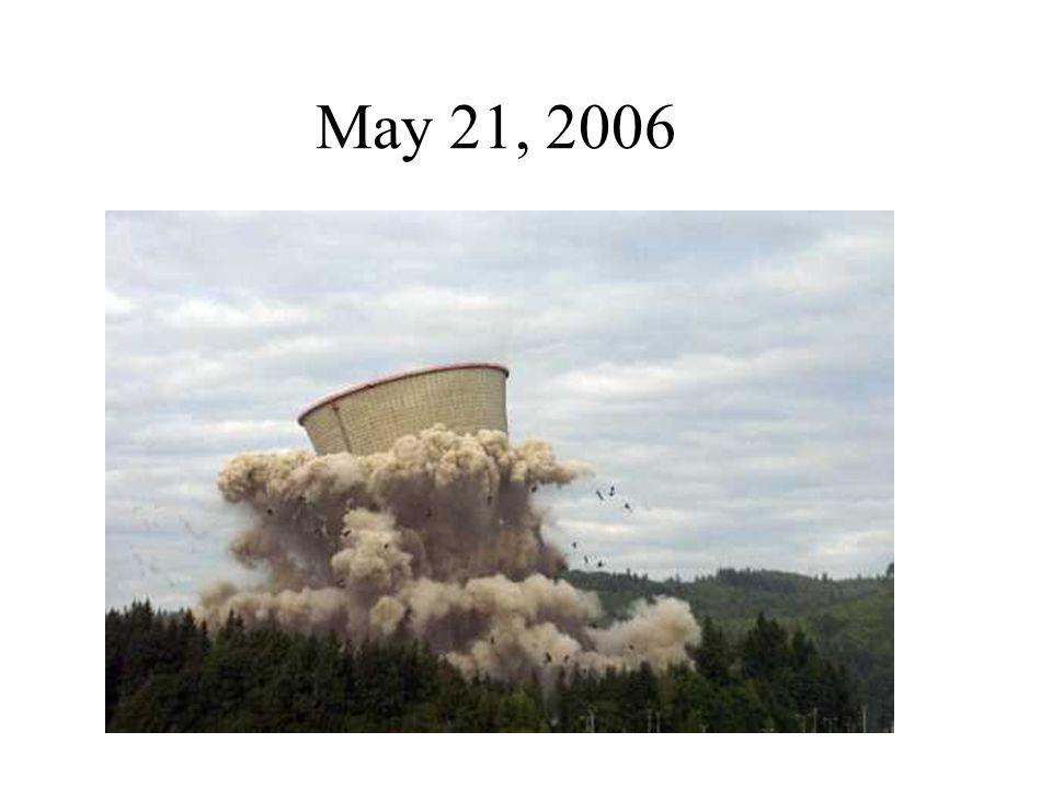 124 Trojan Nuclear Power Plant – Rainier, Oregon