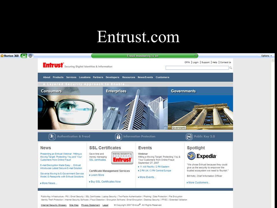 Entrust.com