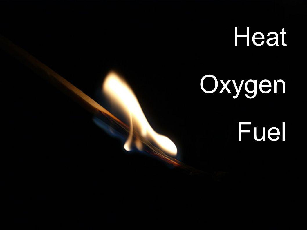 Heat Oxygen Fuel
