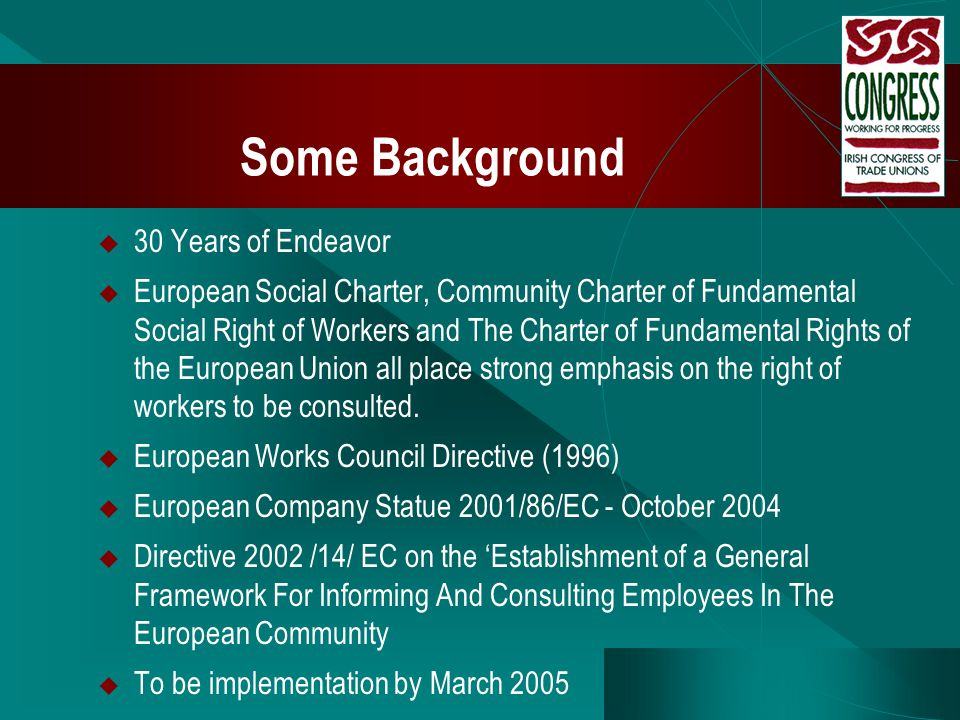 Employee Consultation - Some Interesting Research Findings  Research by Black and Lynch (1997) in 627 establishments in USA.