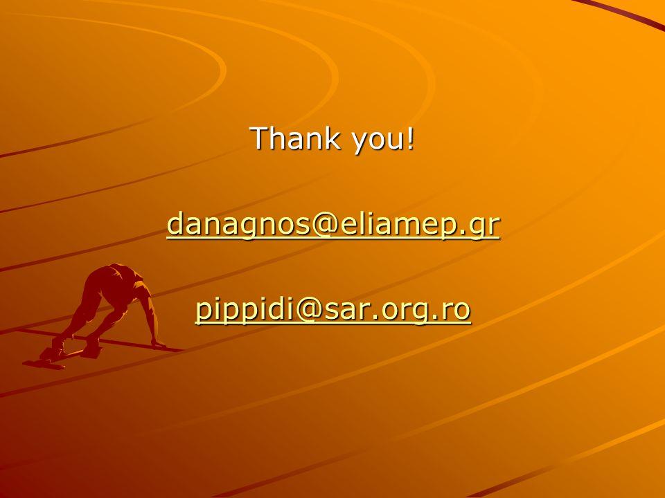 Thank you! danagnos@eliamep.gr pippidi@sar.org.ro