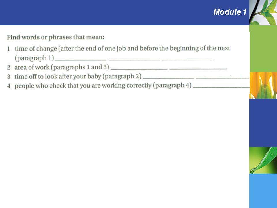 Module 5.3 Speaking test—part two (p54)  mini-presentation  Introduction  Tips:  1min preparation—no more than 10s choose the topic; about 50s make an outline (记下关键词、 词组,注意用英语思考和记录 ; 可采用此模式: 1- 3-3-3-1 )  1 min presentation  关于提问:听时要思考,集中精力,及时记录可 提问点;关于回答:要简明扼要  练习:给自己定时;快速读题,果断选题,重点 放在思路拓展、提纲列举及快速记录