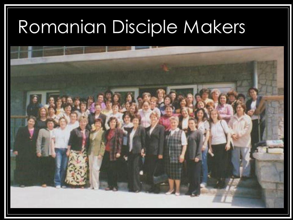 Romanian Disciple Makers