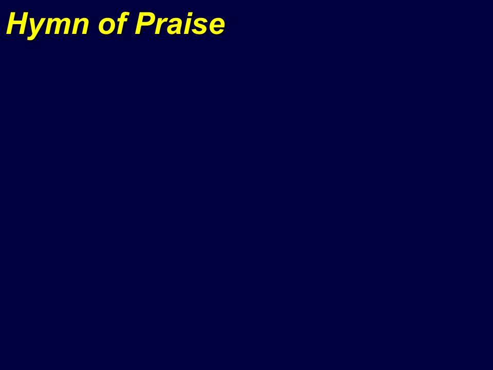 Hymn of Praise