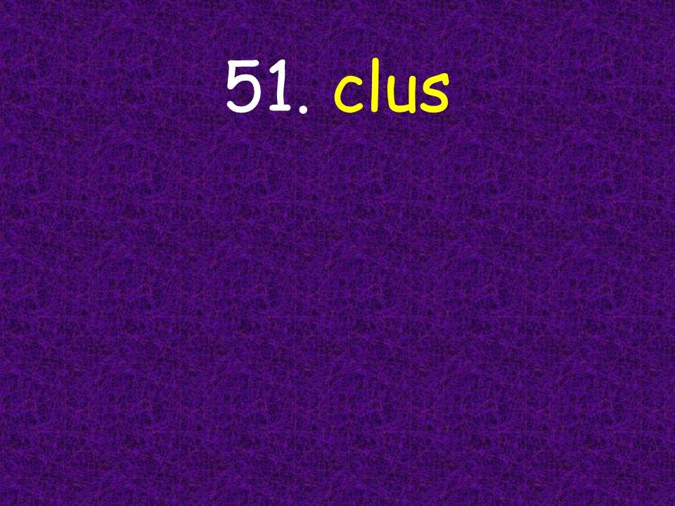 51. clus