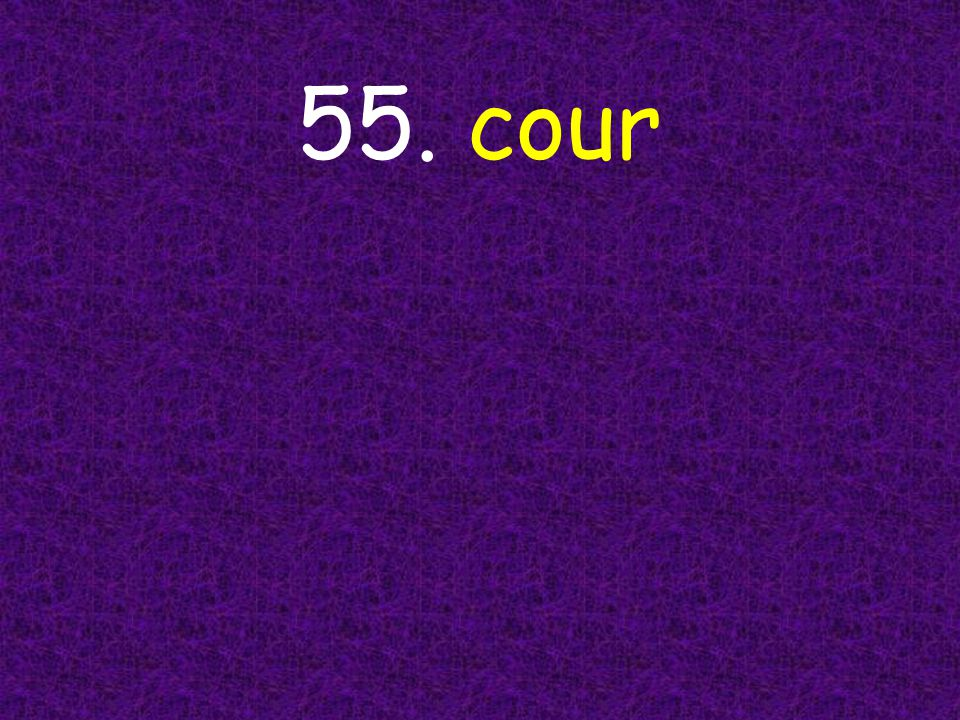 55. cour