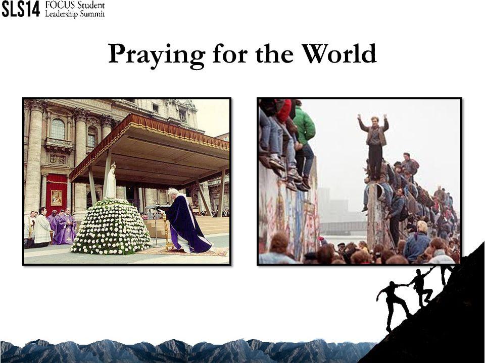 Miracles happen.But prayer is needed.