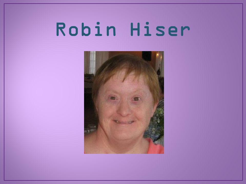 Robin Hiser