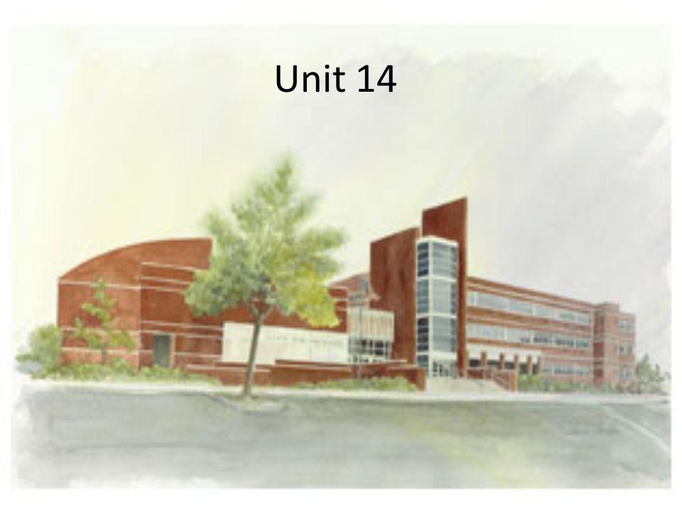 Unit 14.