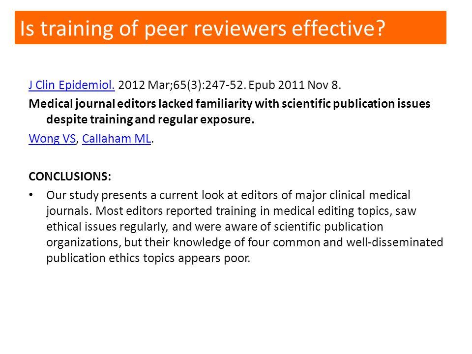 J Clin Epidemiol.J Clin Epidemiol. 2012 Mar;65(3):247-52.