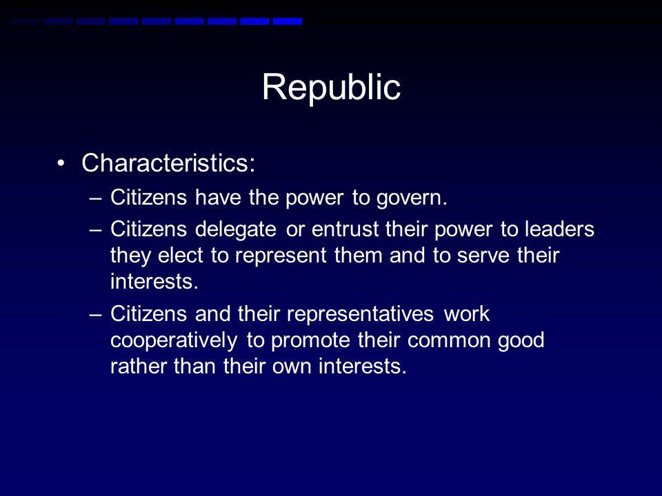 Why teach Civic Virtue.