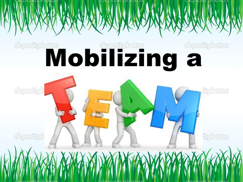 Mobilizing a
