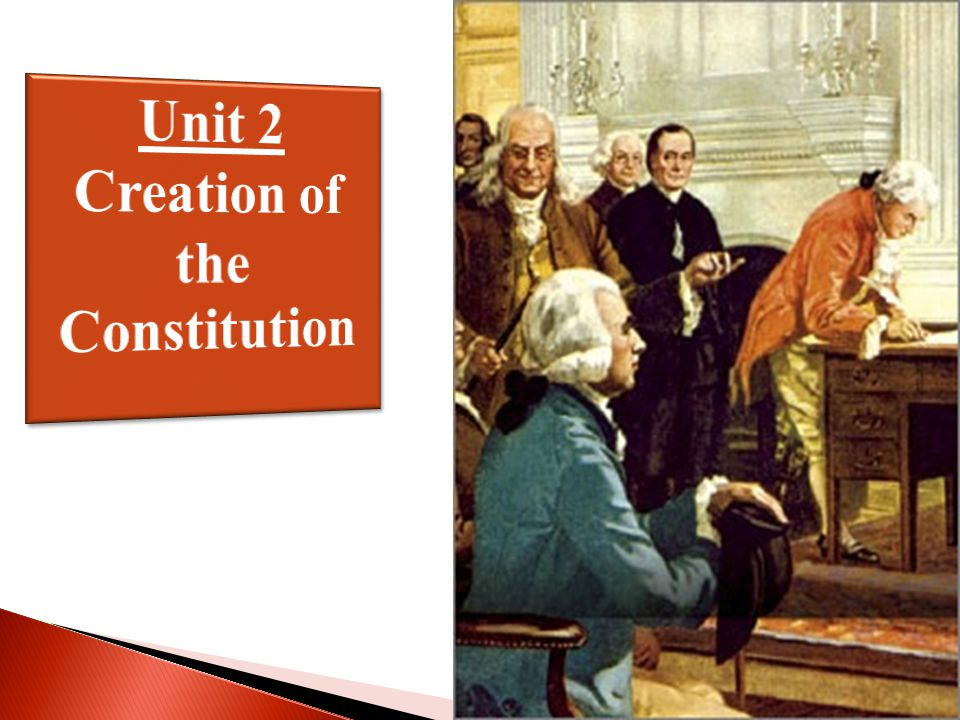  How did the Framers create the Constitution?