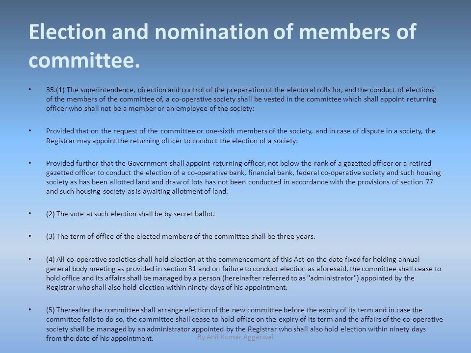 Expulsion of members.40.