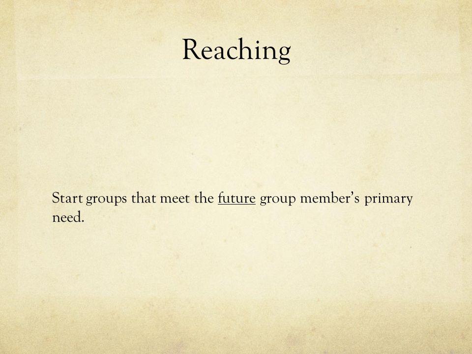 Establish Roles Disciple Maker Disciple