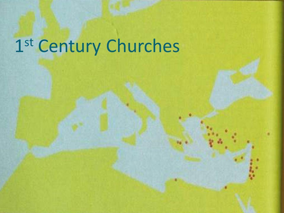 1 st Century Churches