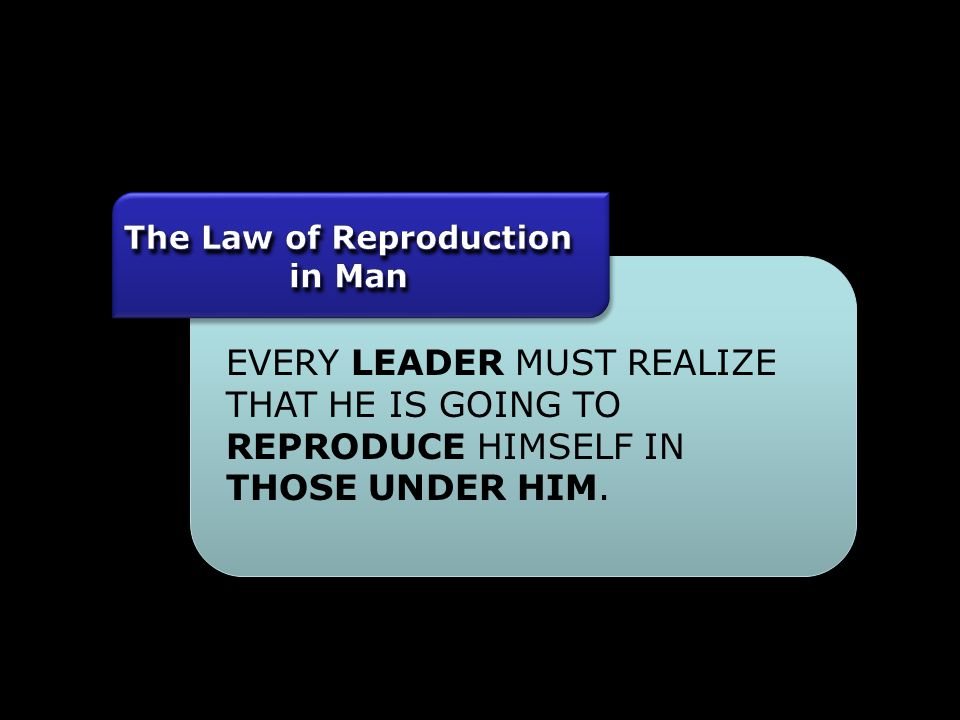 5.Multiply (The Principle of Reproduction). The new leader takes turn to teach other also.