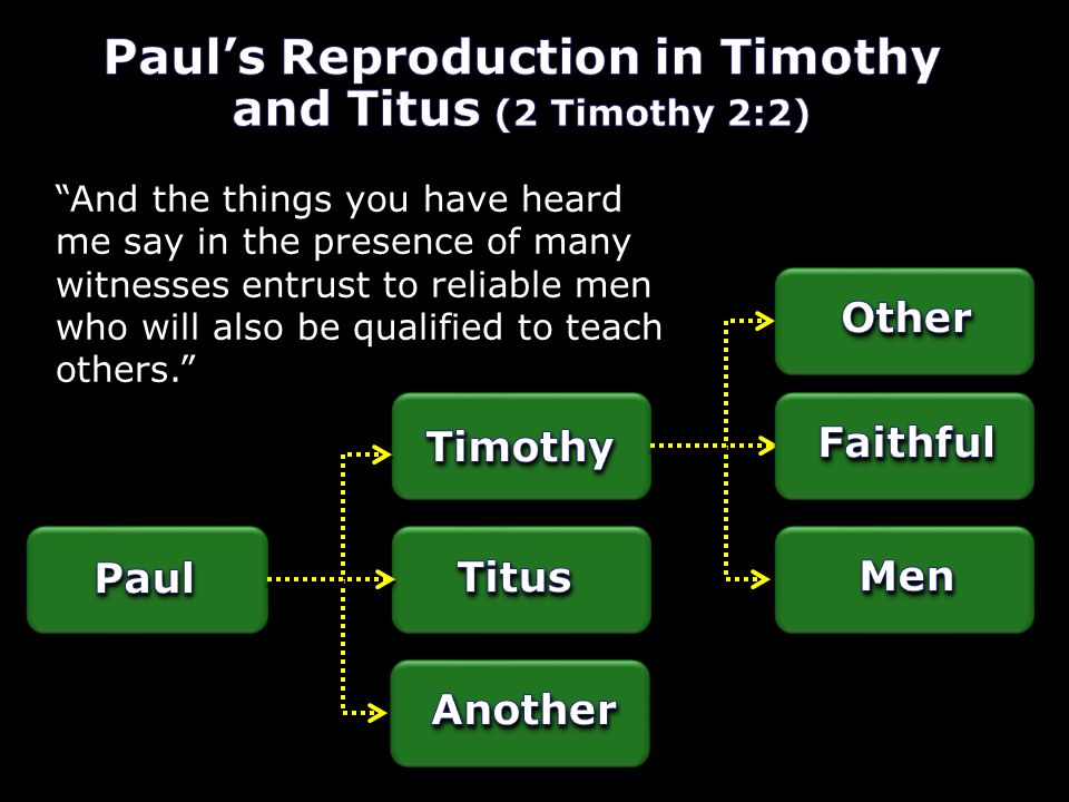 1.Model (The Principle of Incarnation) The leader serves as a real-life, tangible, observable example for others to follow.
