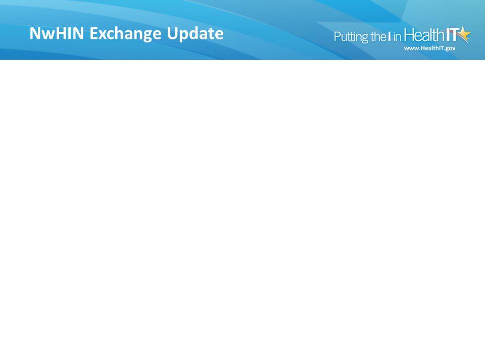 NwHIN Exchange Update