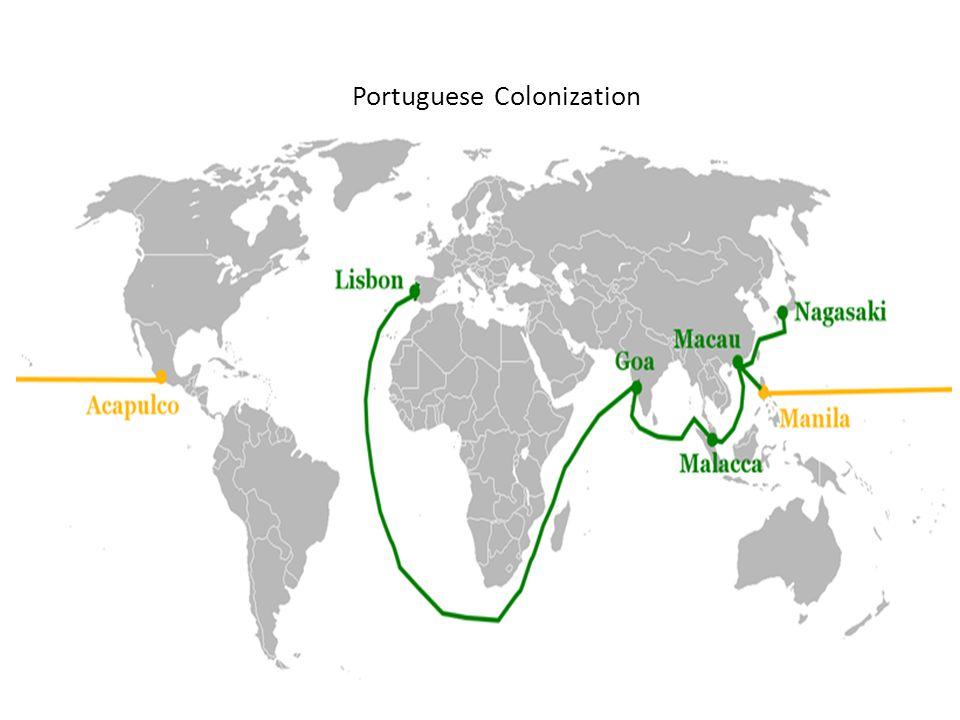 Portuguese Colonization