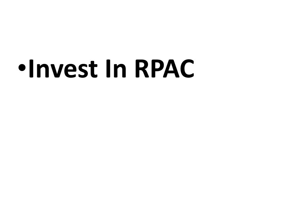 Invest In RPAC