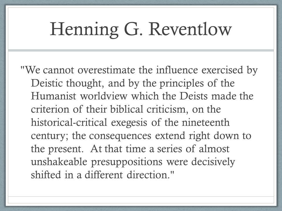 Henning G.
