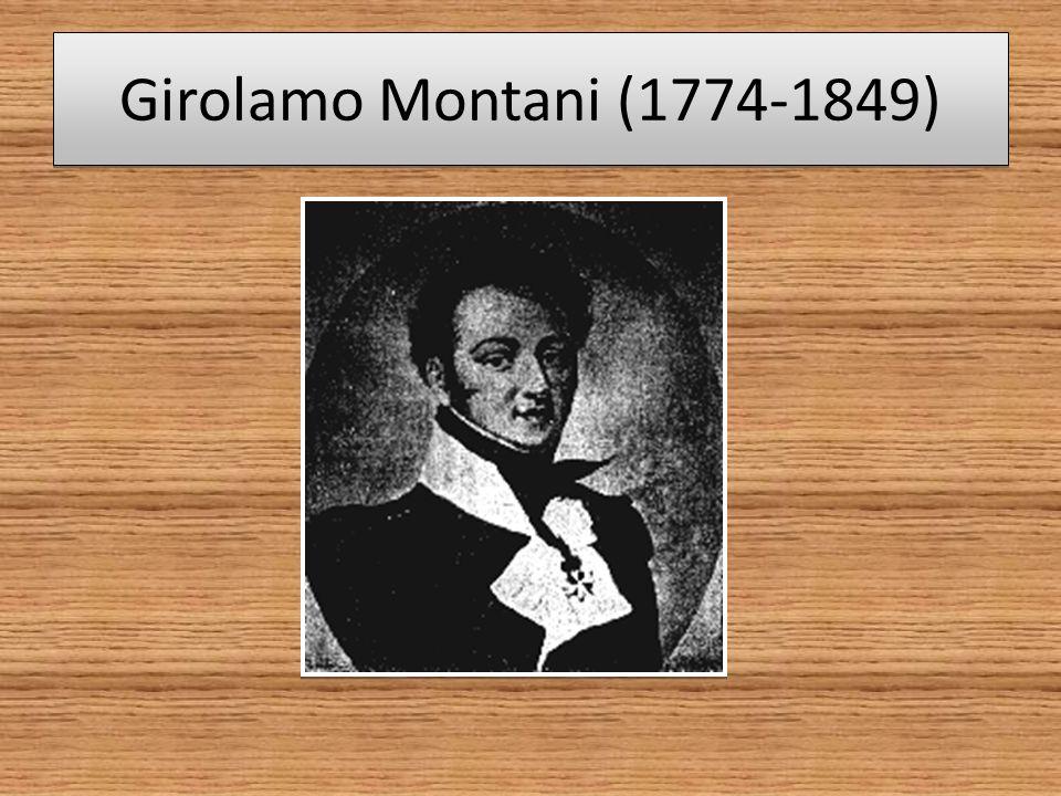 Girolamo Montani (1774-1849)