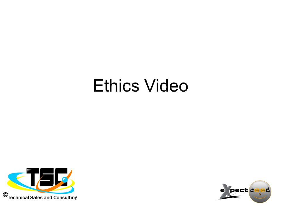 © Ethics Video