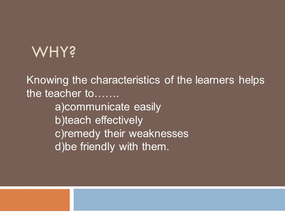 Tips For The Teachers  Enhance the power to educate by discovering how a teacher teaches best.