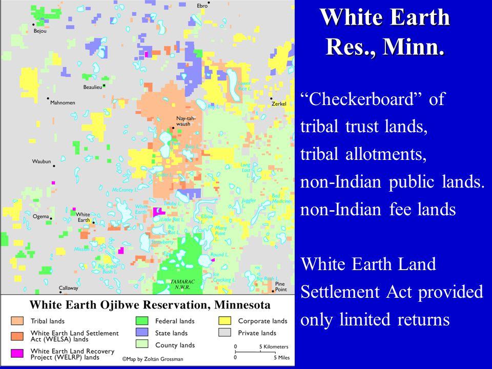 White Earth Res., Minn.