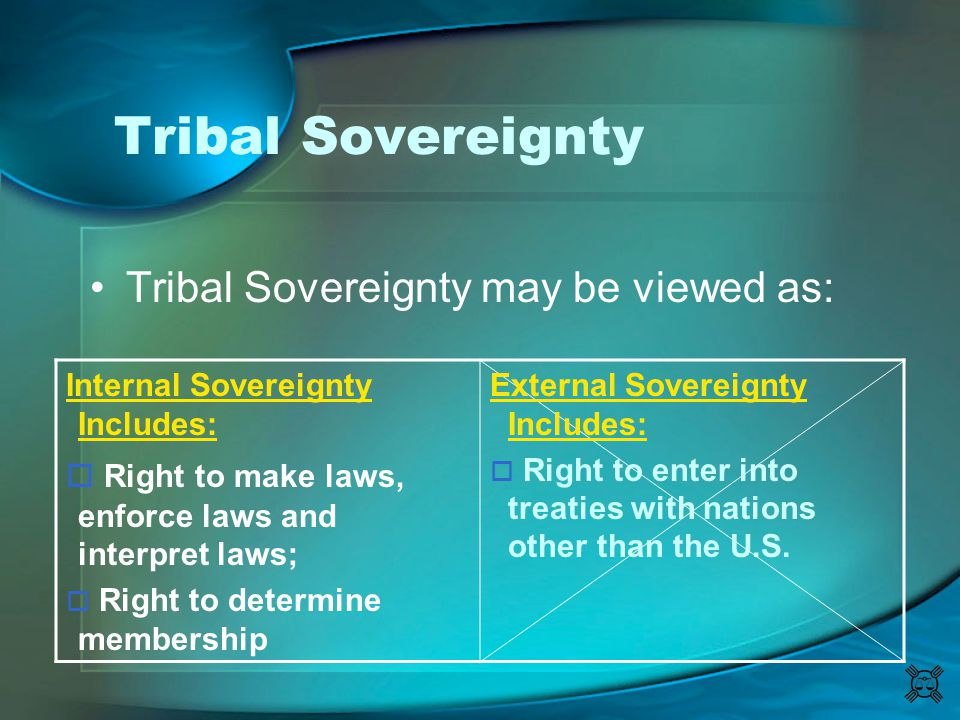 Montana Test for Tribal Civil Regulatory Jurisdiction on Non-Indian owned Lands within a Reservation 1.Is there a consensual relationship between the non-Indian and the Tribe.