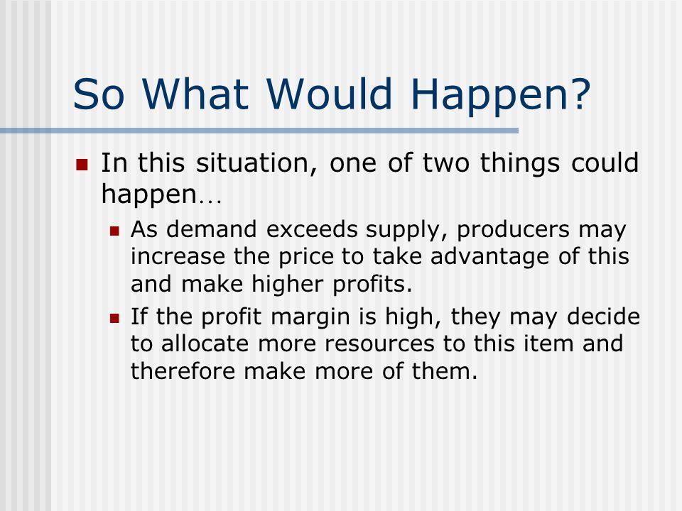 Finding Equilibrium Price Quantity Equilibrium Supply Demand $1 50 150 $1.50