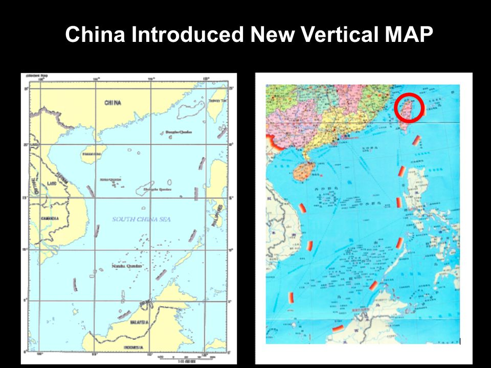 China Introduced New Vertical MAP