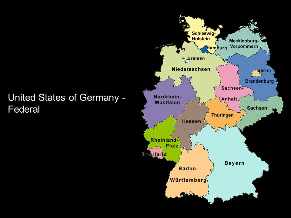 United States of Germany - Federal