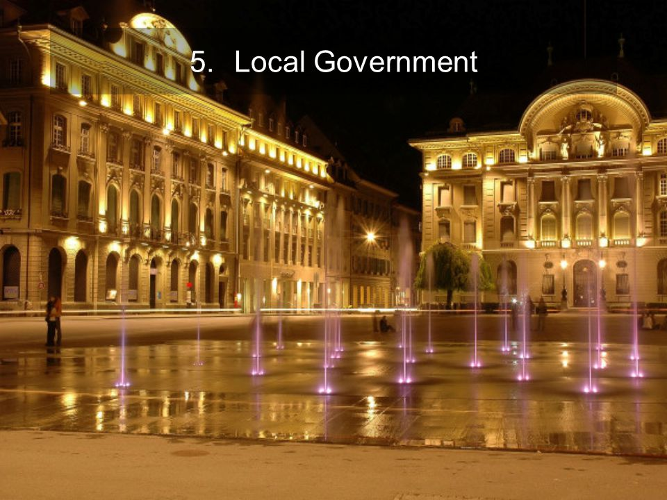 5.Local Government