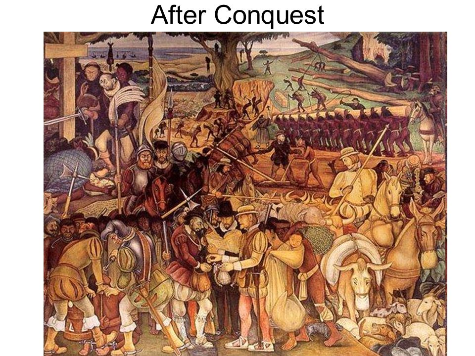 After Conquest