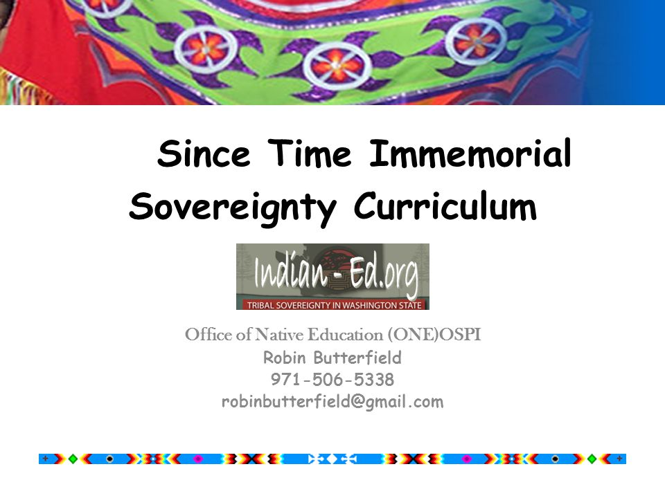 Sovereignty Curriculum Structure  Essential Questions  Five Outcomes  Levels 1-2-3  Alignment with Common Core  Curriculum Based Assessments