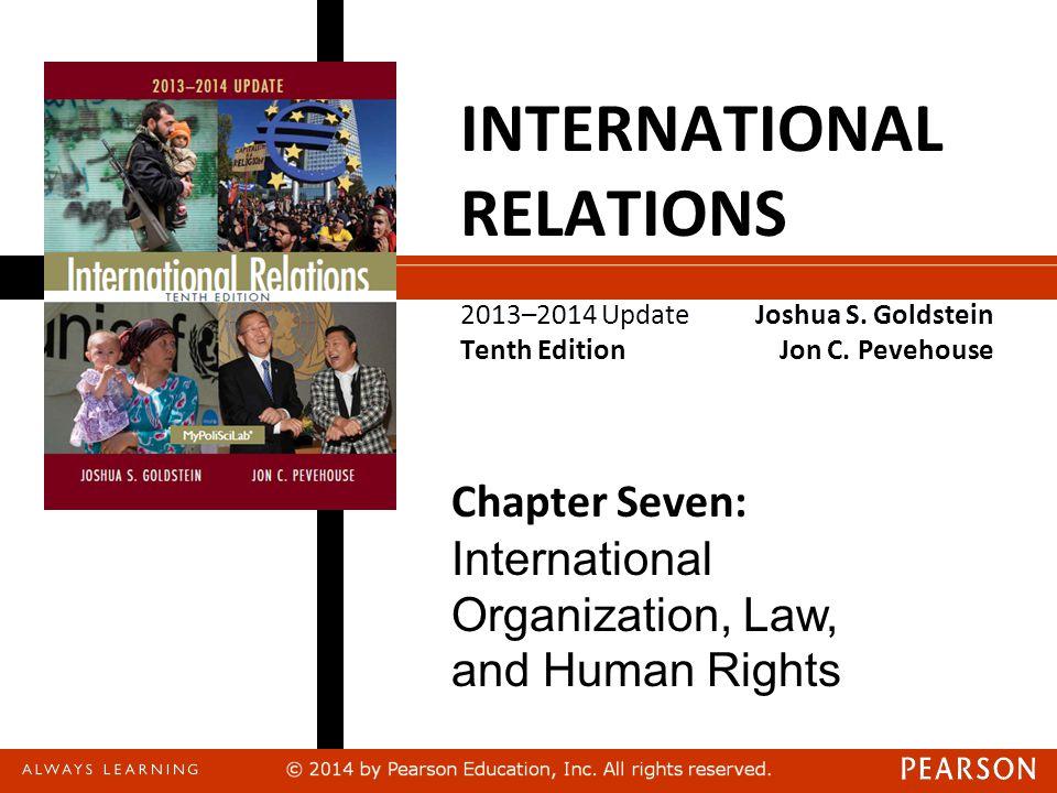 7.5 Human Rights Individual Rights vs.