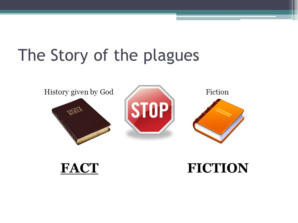 The Story of the plagues History given by GodFiction FICTIONFACT