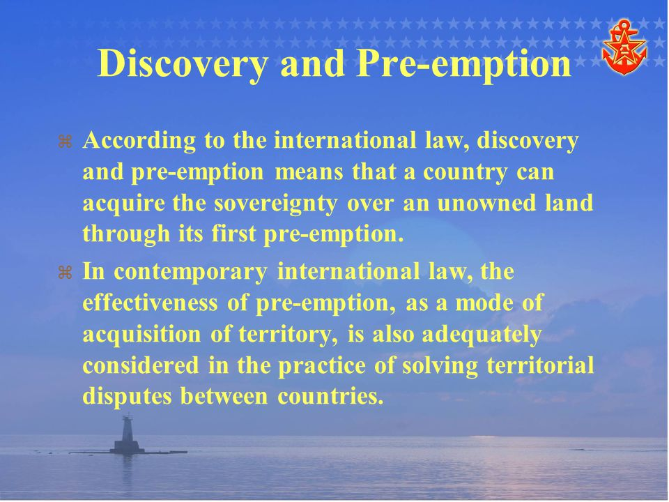   --The first to discover and name the islands in the South China Sea including the Nansha Islands.