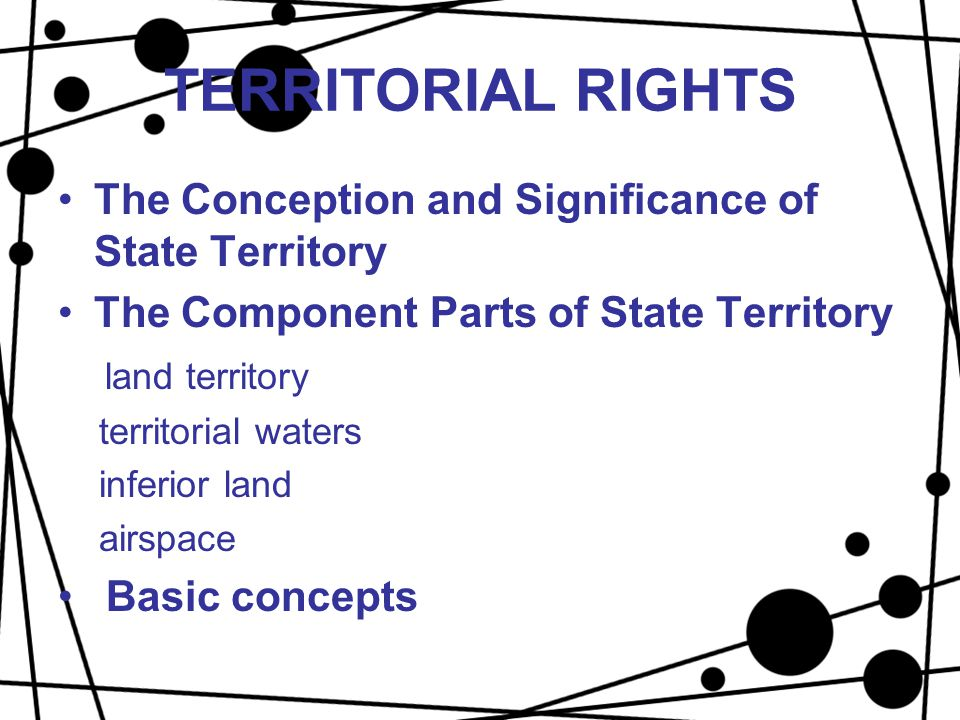 Case Study This case is one of the most highly influential precedents dealing with island territorial conflicts.