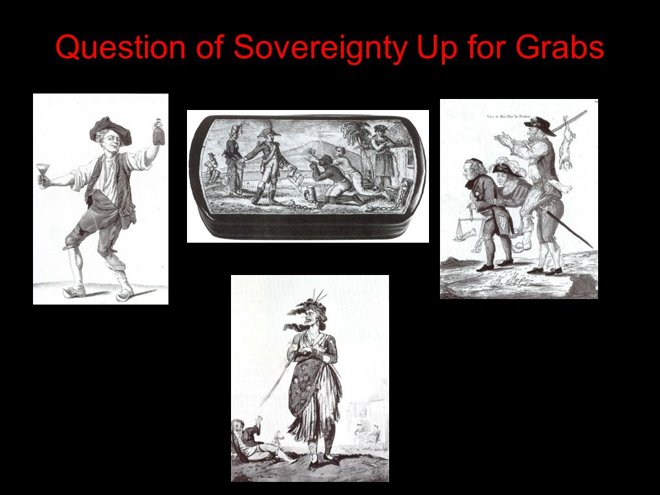 Question of Sovereignty Up for Grabs