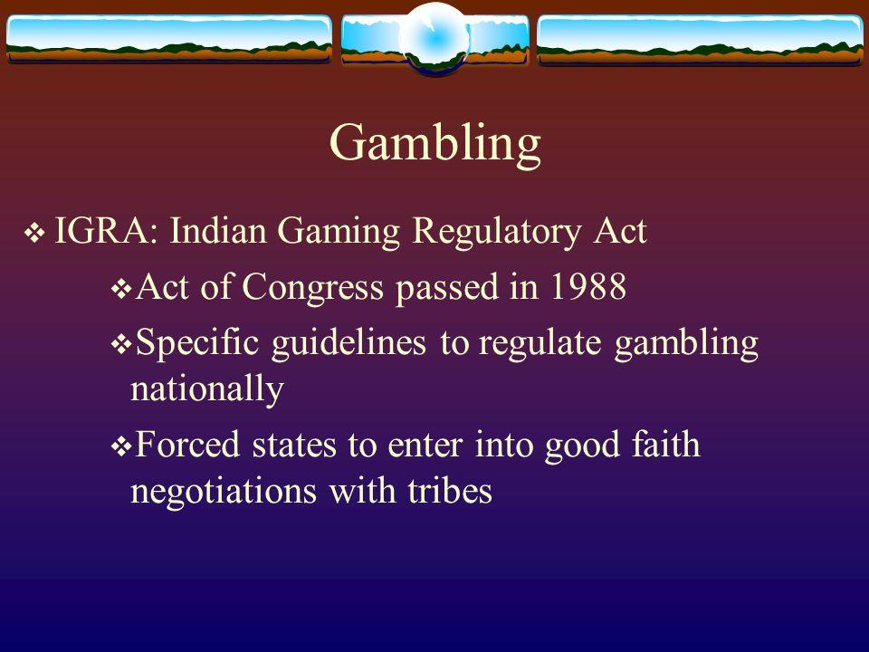 Native American Casinos in Michigan