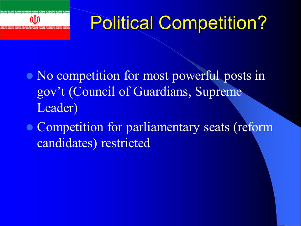Political Competition.