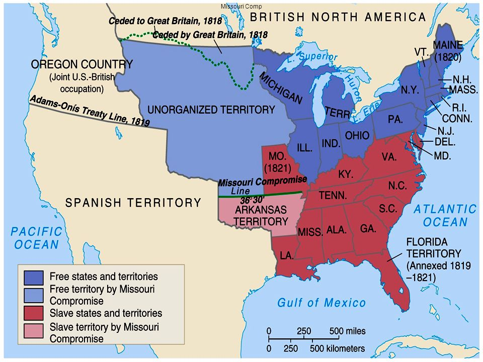 Map Bleeding Kan Attacks by free-states Attacks by pro-slavery states (Led by John Brown) Kansas/Nebraska Act led to several acts of violence between pro- slavery settlers and anti-slavery settlers.