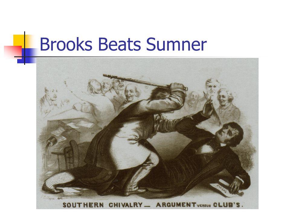 Brooks Beats Sumner